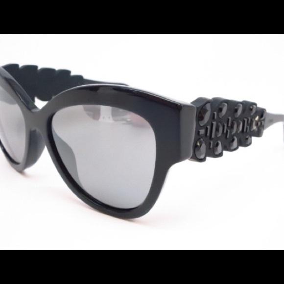 cd59a29841b44 Fendi Special Edition Swarovski Sunglasses